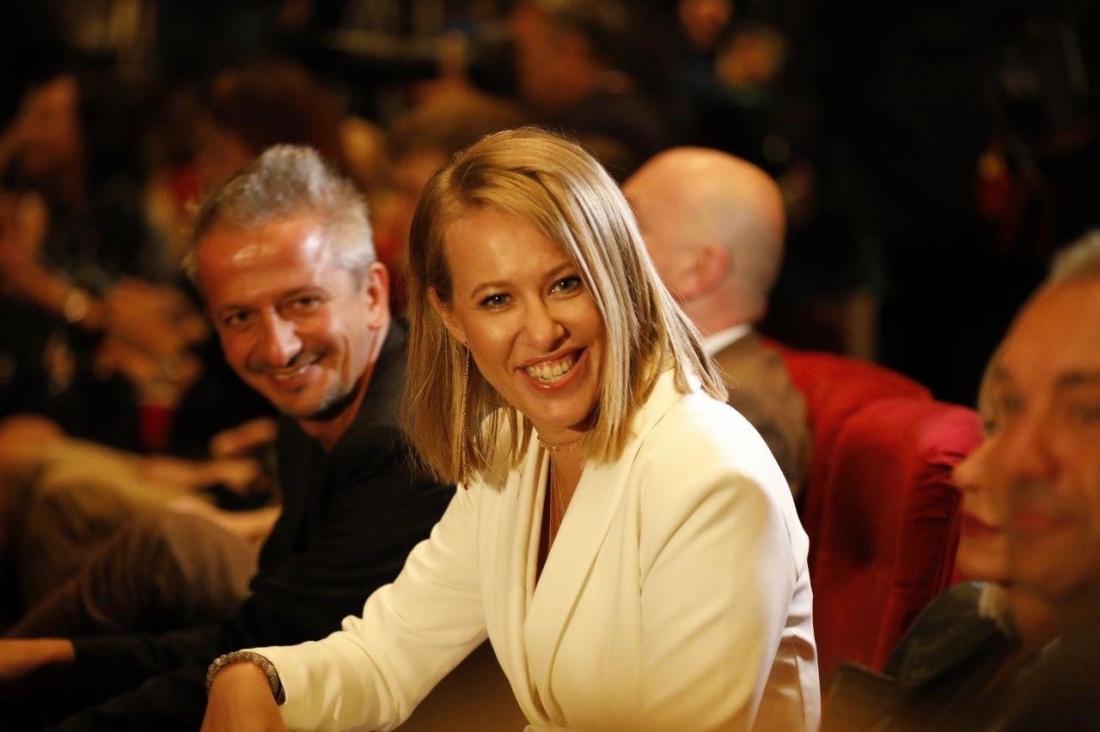 Что стоит за любовью Ксении Собчак?