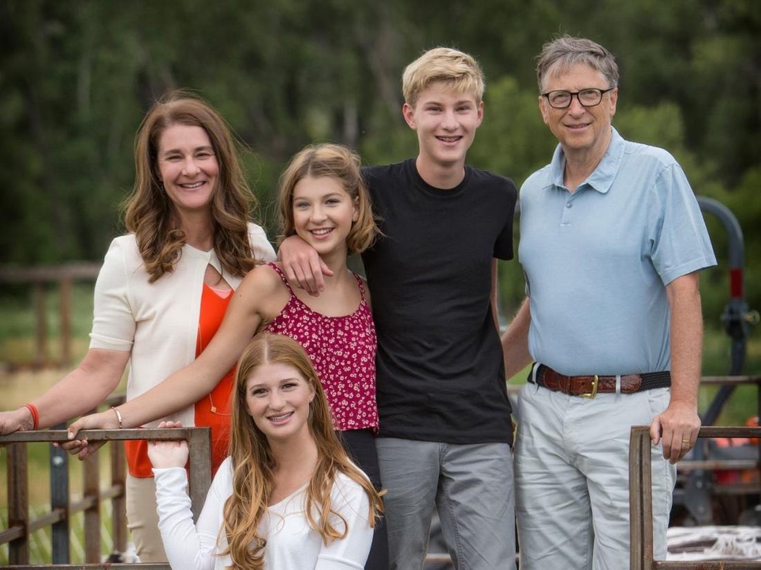 Наследство Билла Гейтса