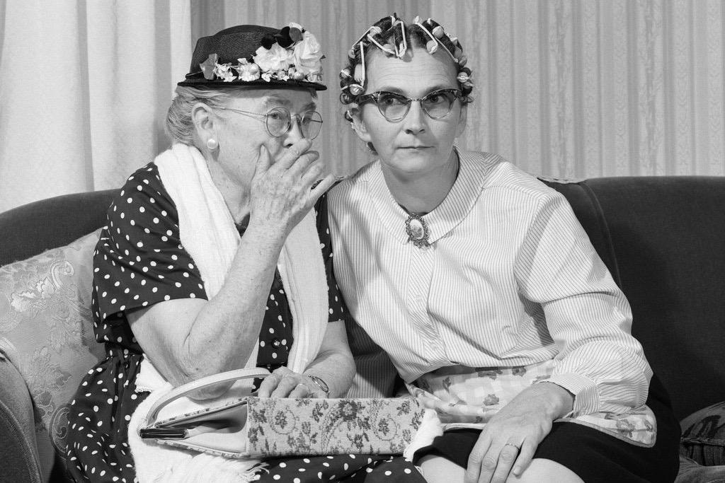 Бабские секреты