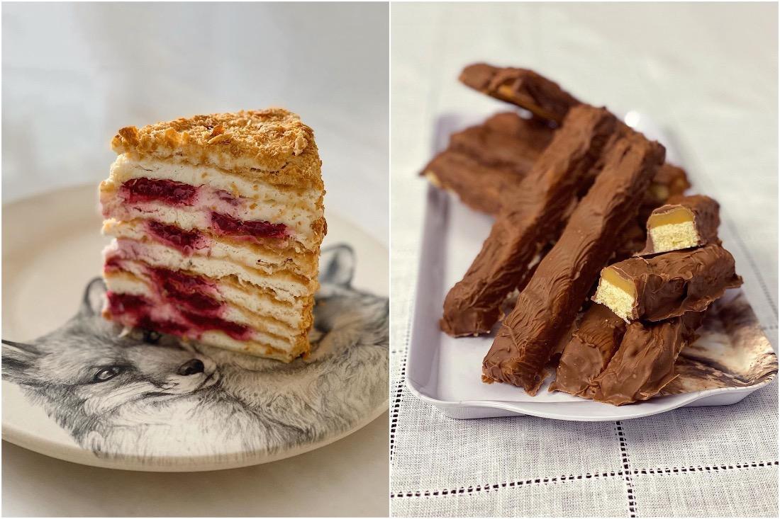 Пирожки для дедушки