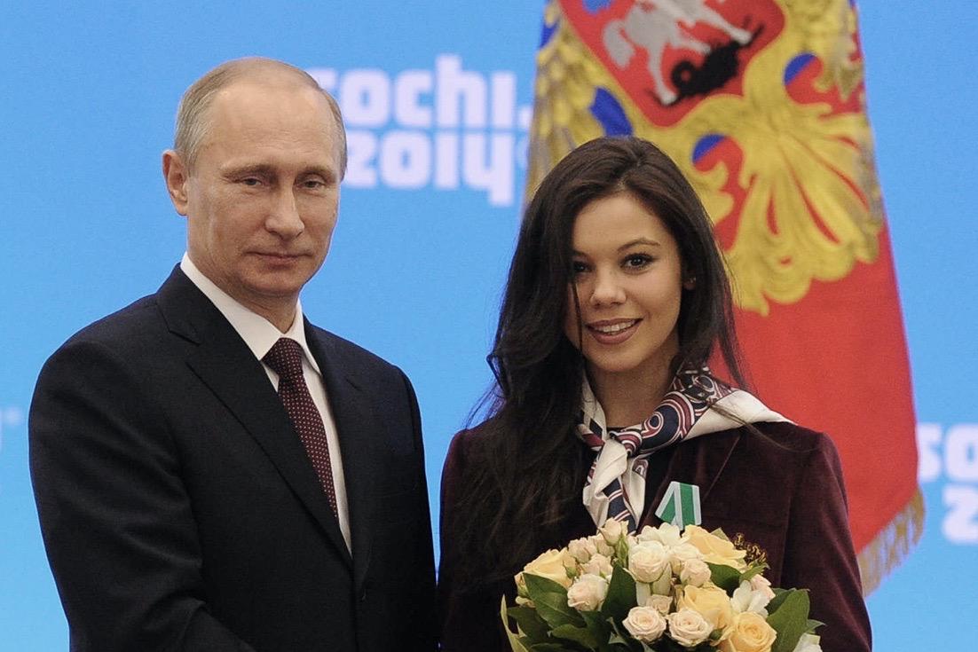 Любовь с Путиным