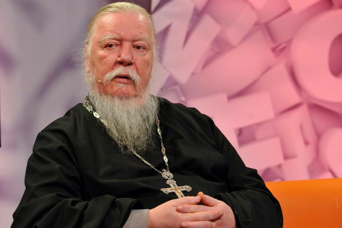 Зачем умер протоиерей Смирнов?