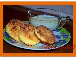 Блюда из манки рецепты простые