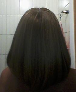 волосы длина