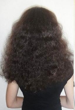 неподдающиеся волосы