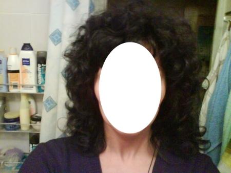 мои волосы