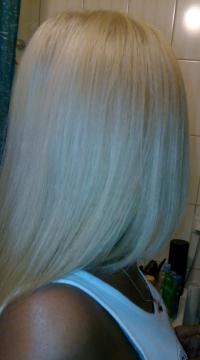 блонд мини