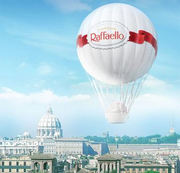 Жизнь в мире брендов - Рафаэлло