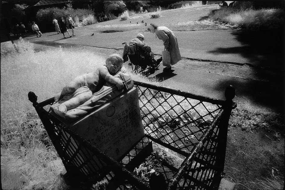 Борис Смелов_Смоленское кладбище
