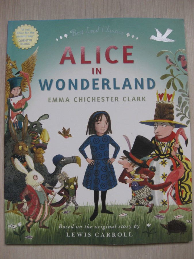 an analysis of the topic of the lewis carrolls alice in wonderland books