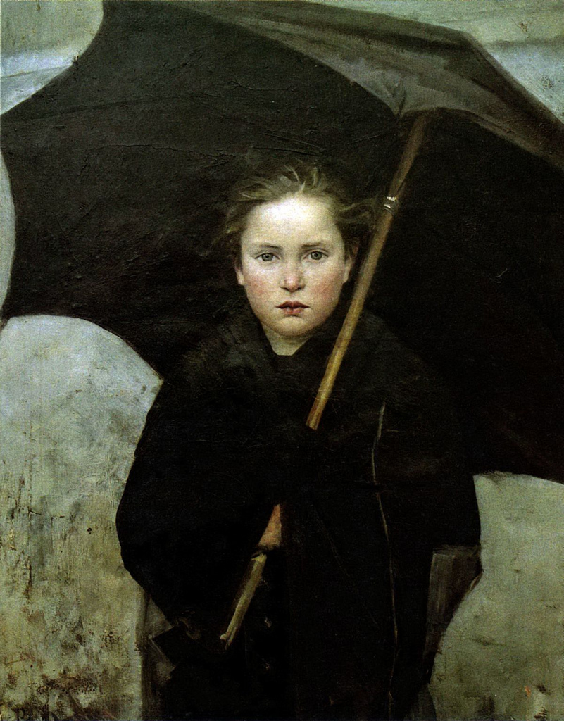 Girl-with-an-Umbrella