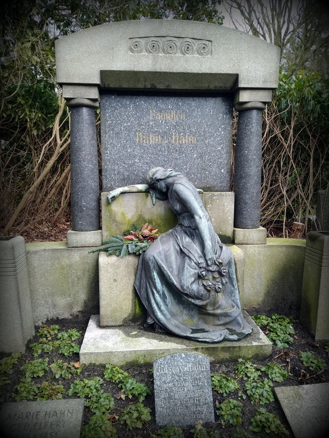 Немецкая любовь к мертвым или мегаполис мертвецов