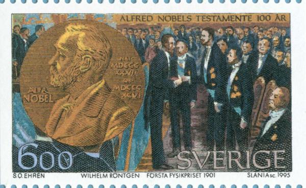 Первые нобелевские лауреаты. Немцы выигрывают