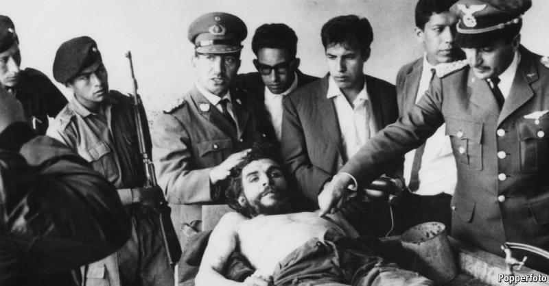 Как умирали вожди революций