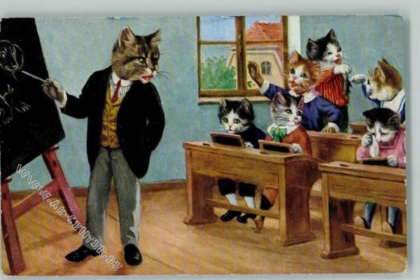 Немецкие ученые котики