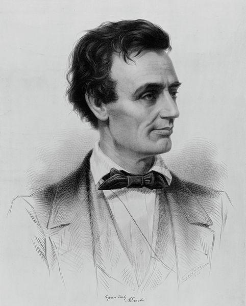 линкольн-молодой