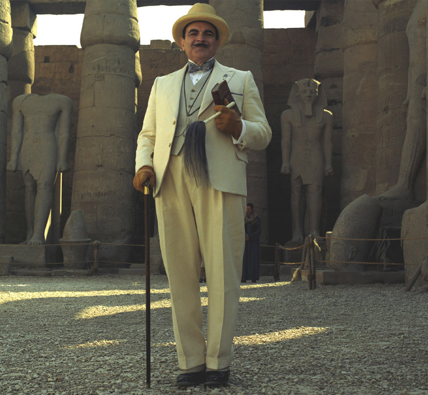 Пуаро-египет