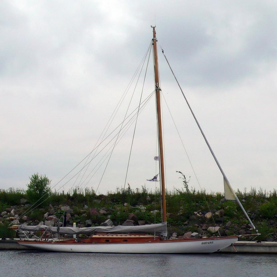 лодка miramax