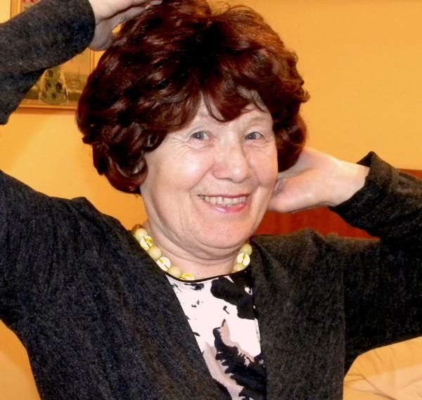 Никитина Галина Павловна