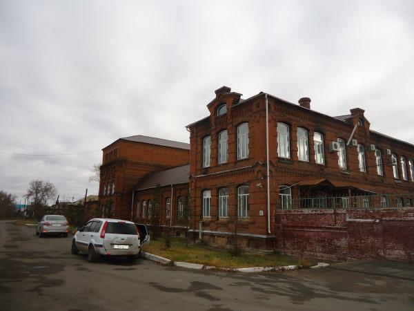 Верхнеуральск, ЛВЗ, Январь