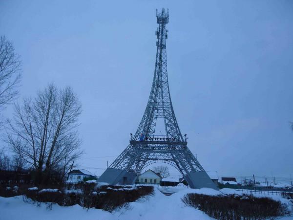 париж башня 1