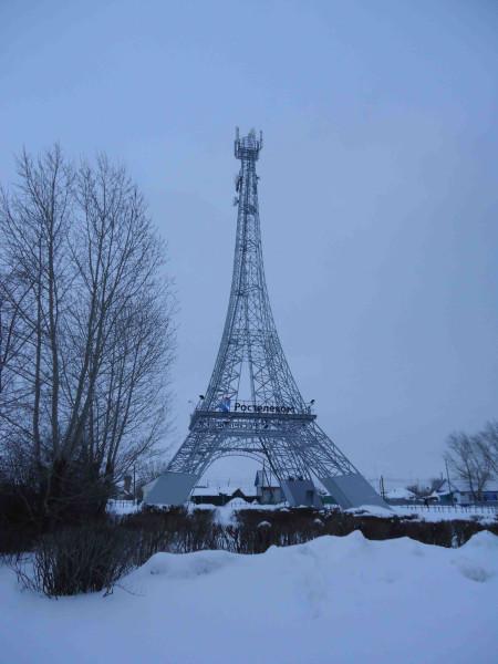 Париж, башня 2