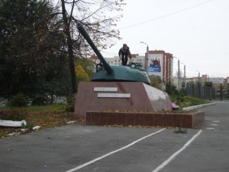челябинская школа