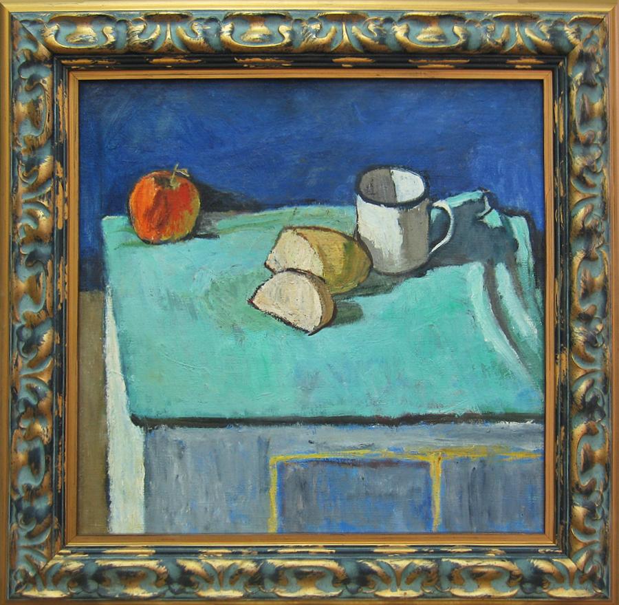 Котьянц Г.В.(1906-1996). Натюрморт. 1971. Холст, масло, 50х51 см