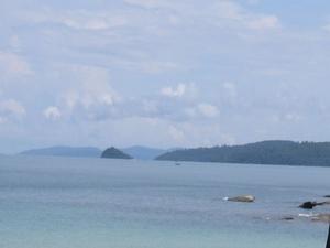Вид на Камбоджу