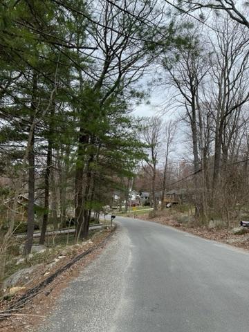 Улица в посёлке