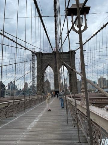 Последний взгляд на Бруклин