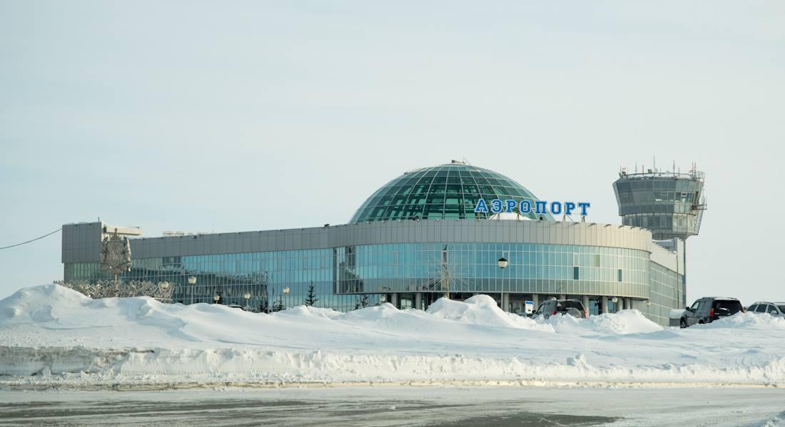 Аэропорт Салехарда