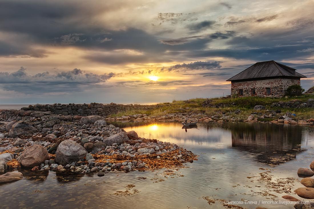 Загадки Большого Заяцкого острова