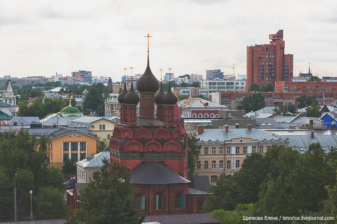 Церковь Богоявления, Ярославль