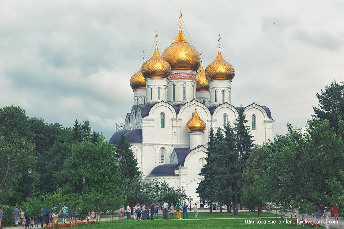 Успенский собор, Ярославль