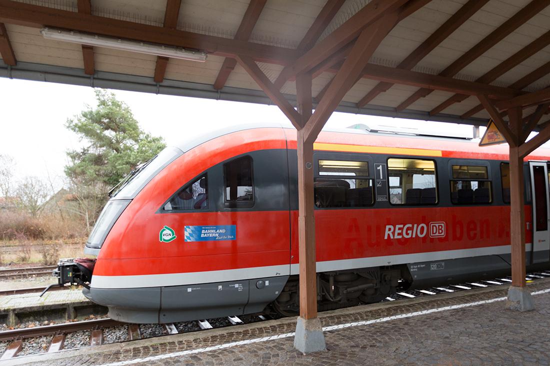 Железные дороги в Германии