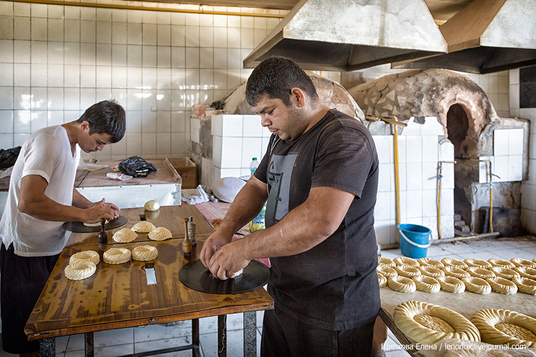 Самое вкусное воспоминание об Узбекистане