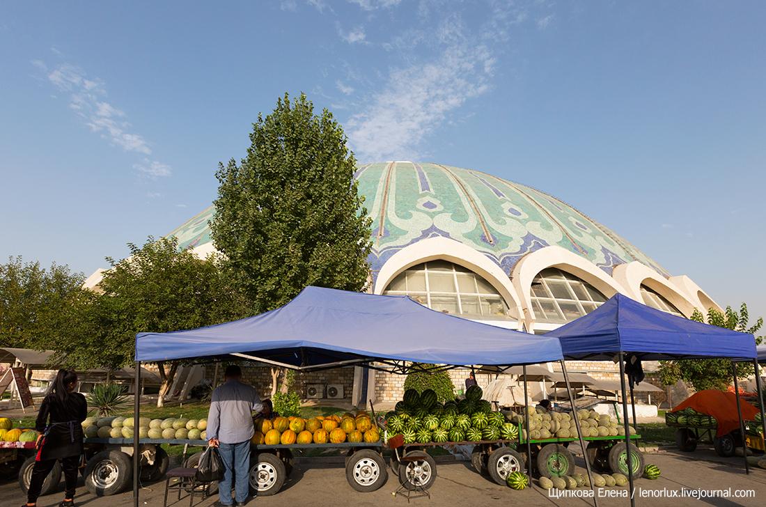 Рынок Чорсу, Ташкент
