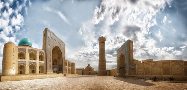Узбекистан. Год назад