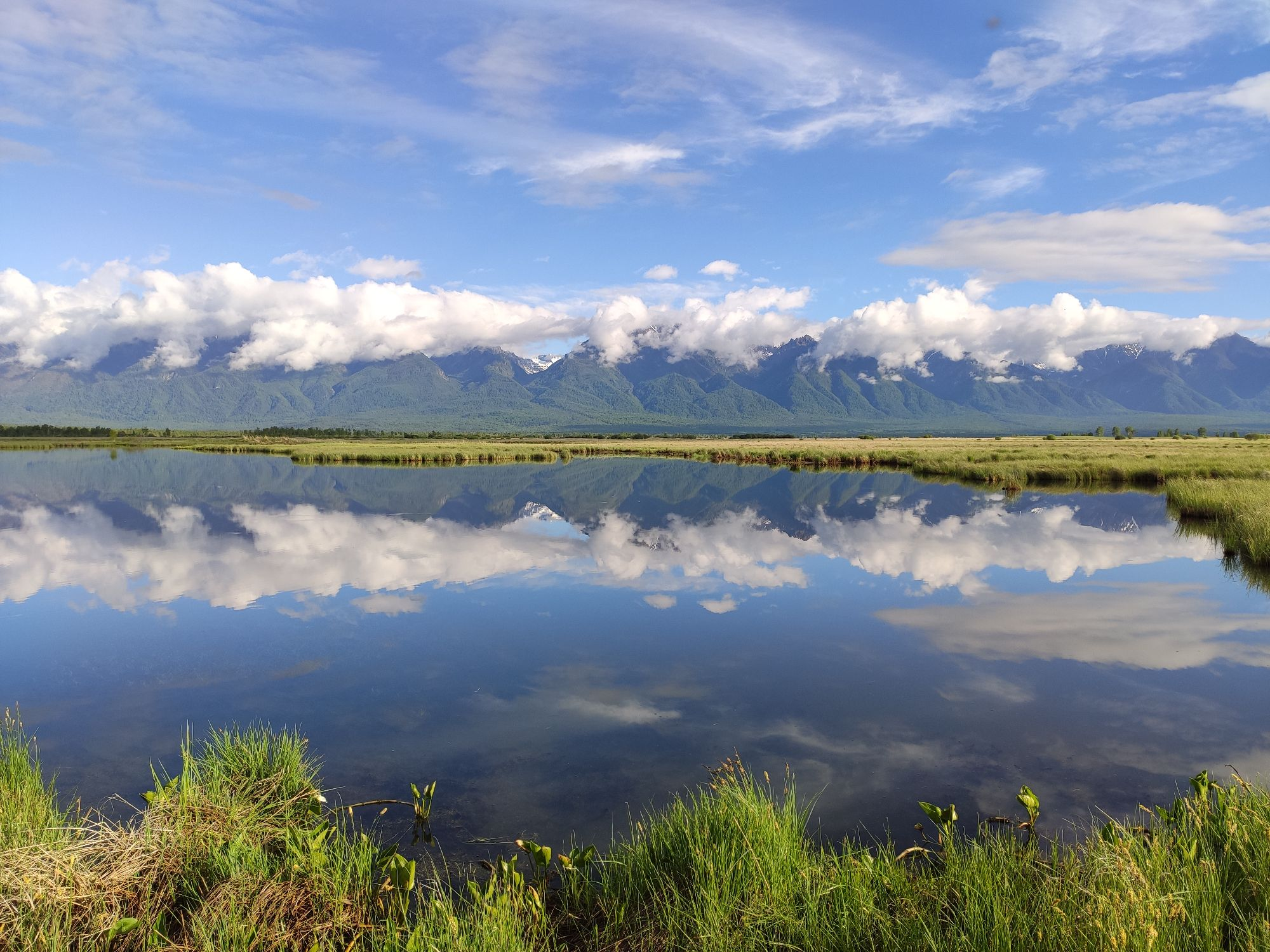 Койморские озера