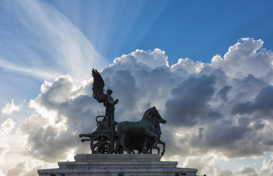 Монумент Витториано. Рим