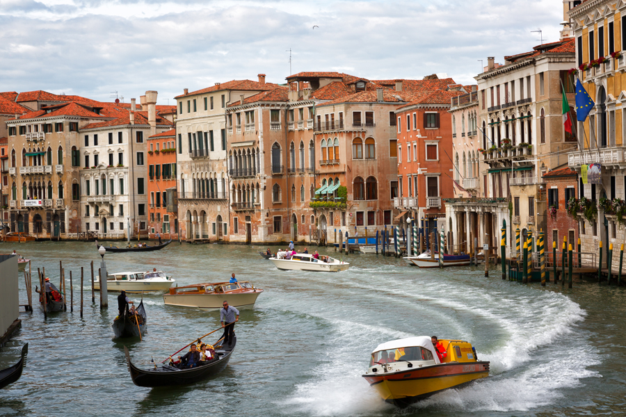 Венеция, Гранд-Канал