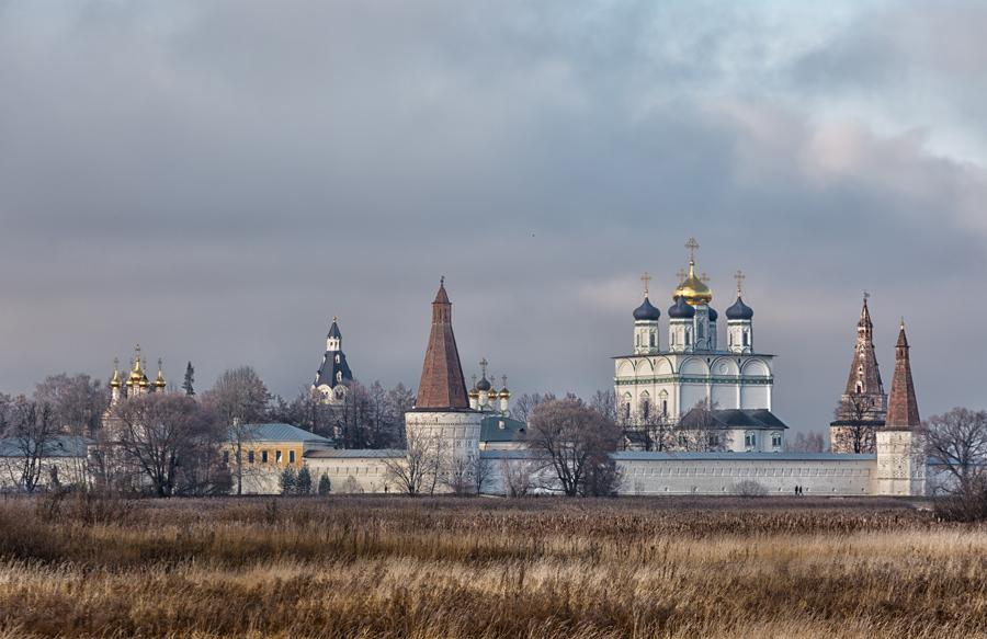 Свято-Успенский Иосифо-Волоцкий монастырь