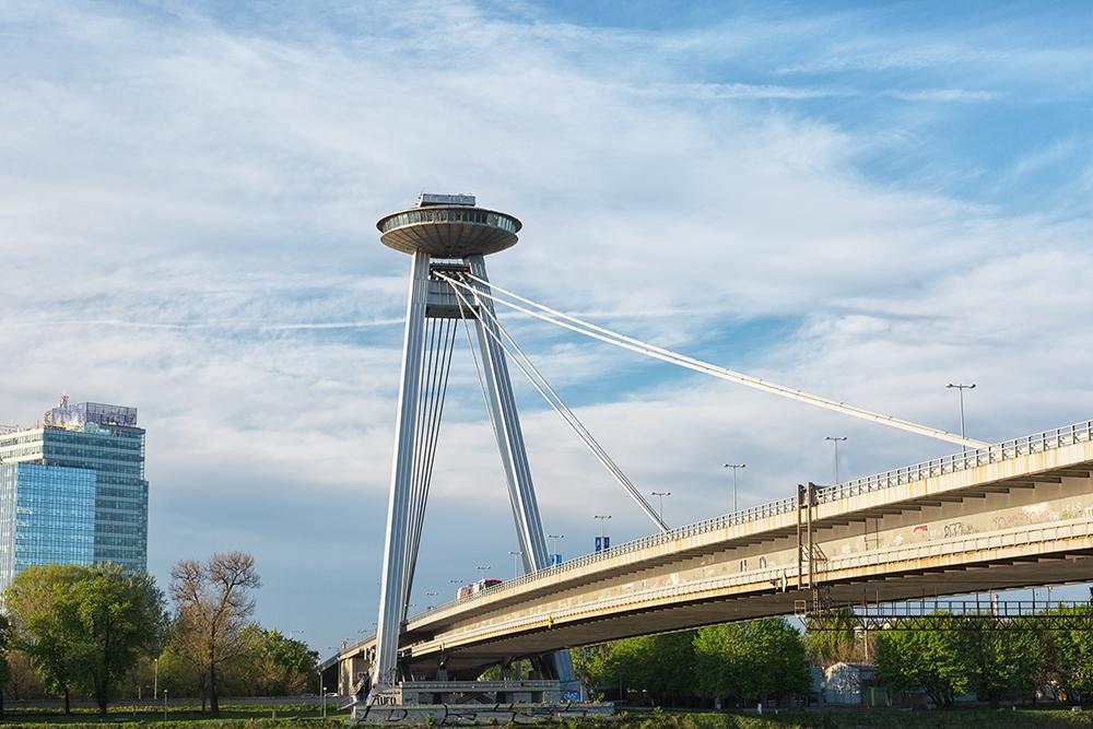 Братиславские мосты