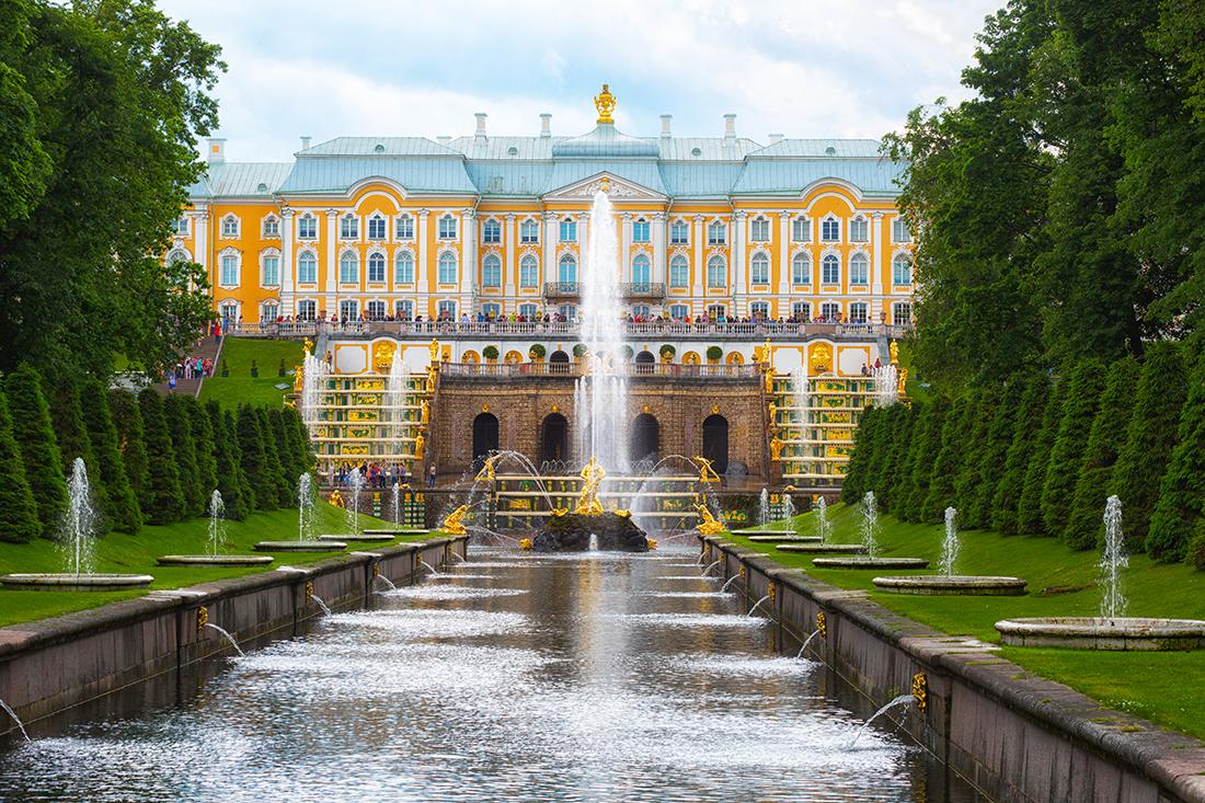 Петров двор - одно из 7 чудес России