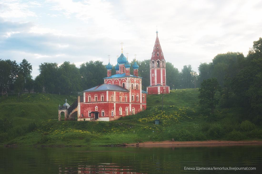 Преображенско-Казанская церковь, Тутаев