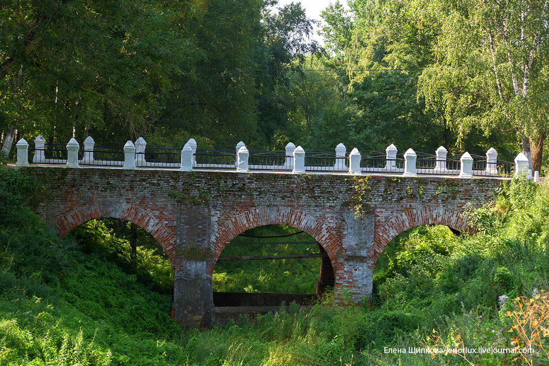 Тутаев, Итальянский мостик