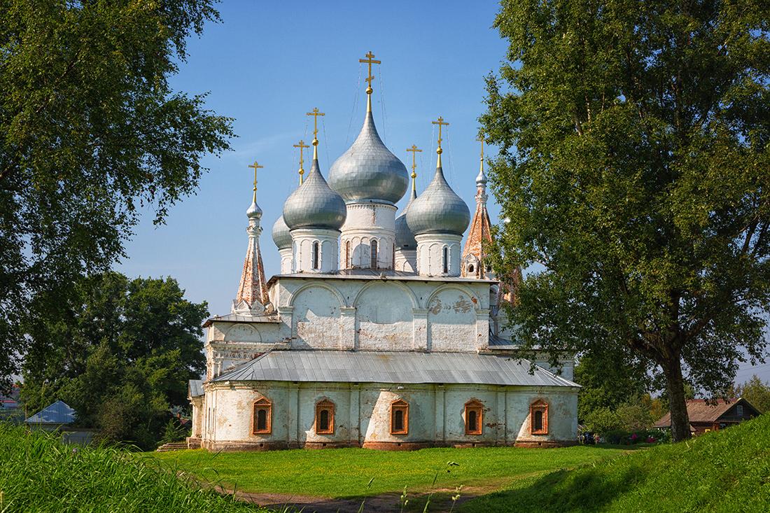 Крестовоздвиженский собор, Тутаев
