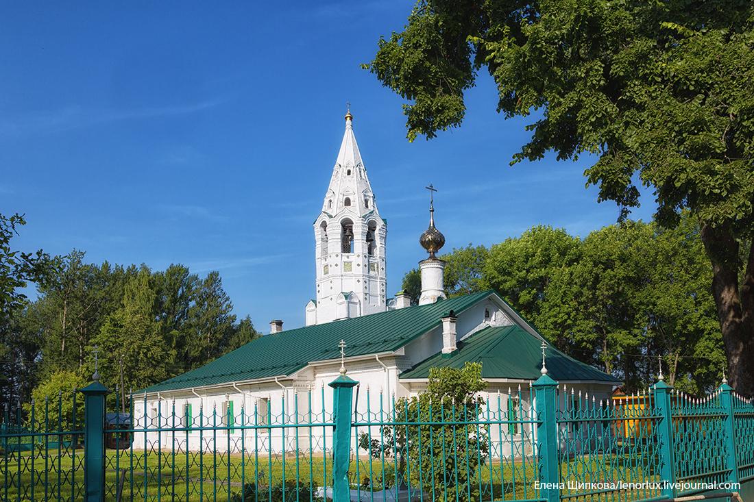 Покровская церковь, Тутаев
