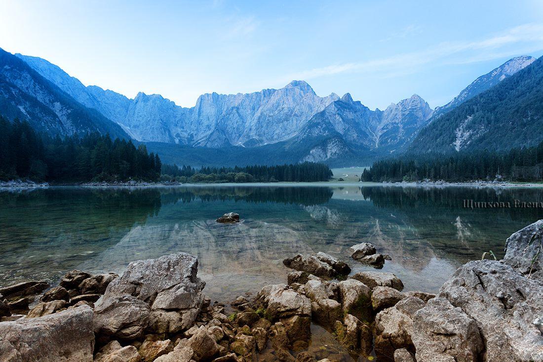 Озеро спящей красоты